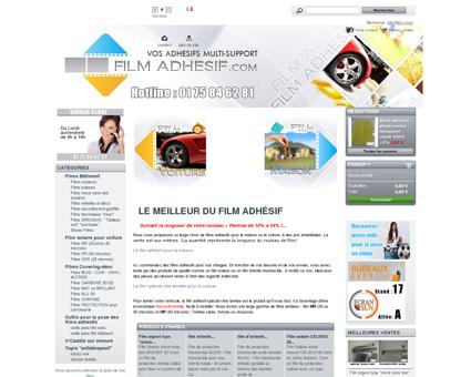 Film-adhesif.com - Spécialiste du film pour...