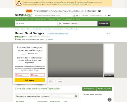 Maison Saint Georges (La Motte-du-Caire,...