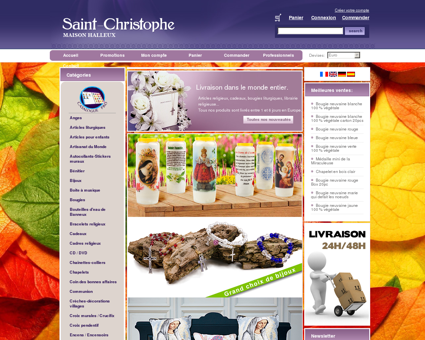 Articles religieux   Maison Saint-Christophe