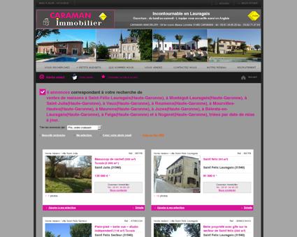 Maison St Félix Lauragais | Caraman-Immobilier.Com