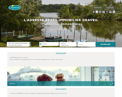 immobilier | L'Adresse KERES Immobilier