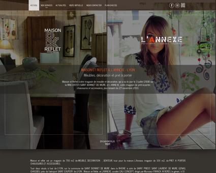 Maison et Reflet - magasin meuble Lyon,...