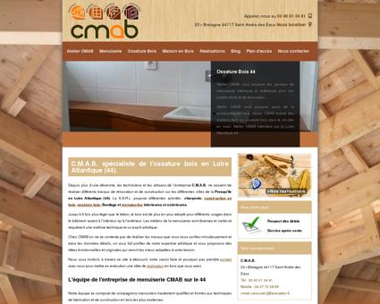 Ossature bois 44, Construction de maison en...