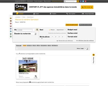 Vente Maison à SAMATAN (32130) - Agence...