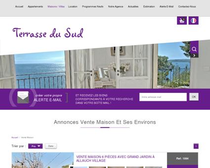 maisons et villas en vente à Marseille 8ème,...