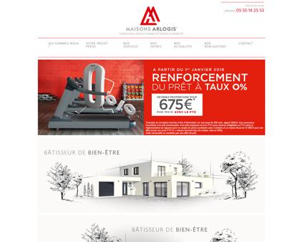 Constructeur maison Limoges - Haute Vienne...