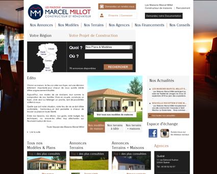 Maisons Marcel Millot - Constructeur de...
