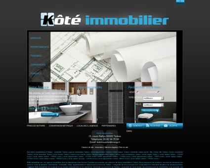 Immobilier Tarbes | Maison Tarbes | Kôté...