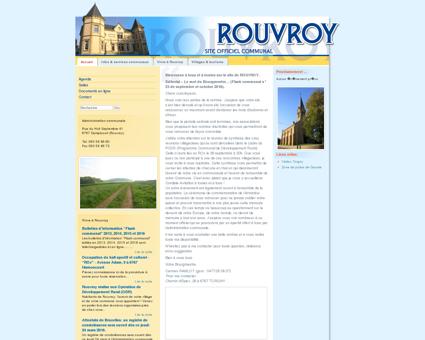 Site officiel de la Commune de Rouvroy