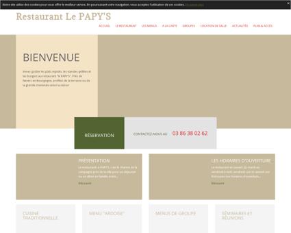 Le Papy's (Restaurant-nevers-cuisine maison...