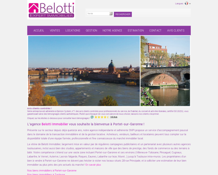 Immobilier Portet sur Garonne | Agence Belotti