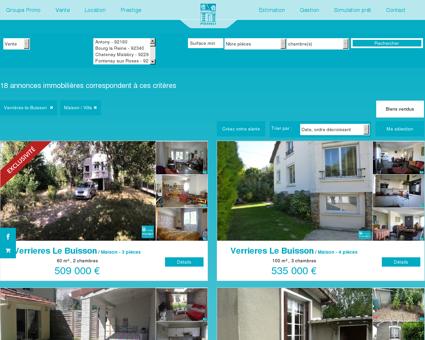 26 annonces vente Maison / Villa Verrières-le...