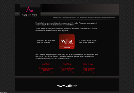 immobilier seynod, immobilier annecy, vieugy,...