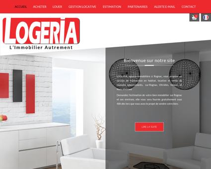 Logeria, l'immobilier à Rognac, Berre L'etang,...