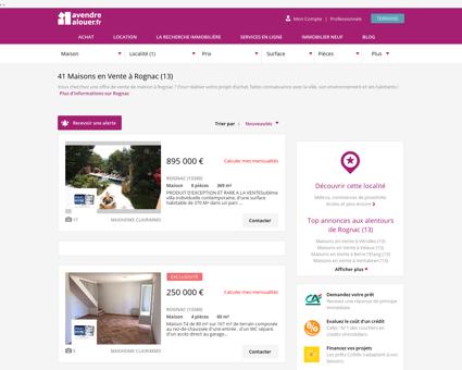 Vente Maison Rognac (13) | Acheter Maison...