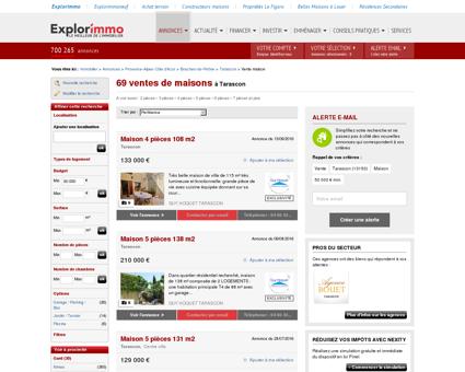Maison Tarascon | explorimmo.com