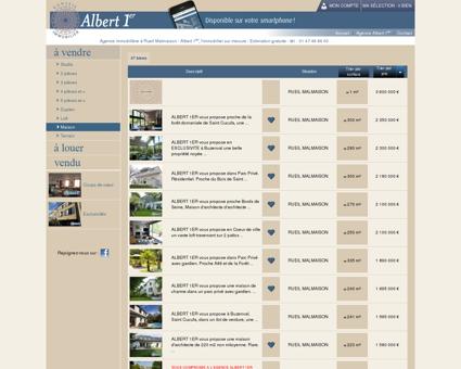 Achat & Vente Maison à Rueil Malmaison |...