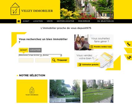 Agence Immobilière - Vélizy