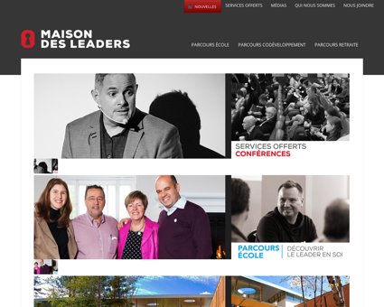 Maison des Leaders