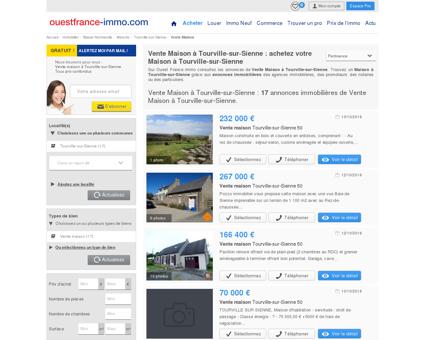 Tourville-sur-Sienne : Annonces Vente Maison...