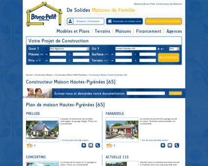 Constructeur maison en Hautes-Pyrénées (65) -...