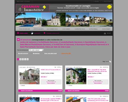 Maison Verfeil   Caraman-Immobilier.Com