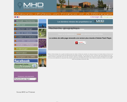 mhd guide maisons chambres d'hotes design...