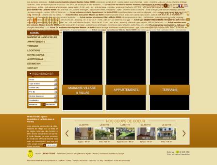 Immobilier la Motte - agence imobiliere à La...