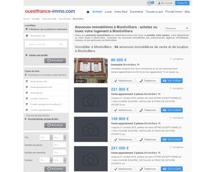 Maison appartement a Montivilliers (76290) :...