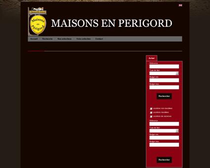 Agence immobilière Maisons en Périgord, à...