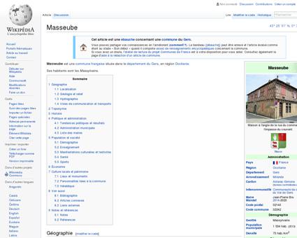 Masseube  Wikipédia