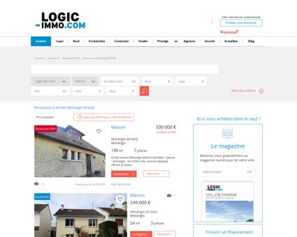 Maison à vendre Morangis 91420, vente...