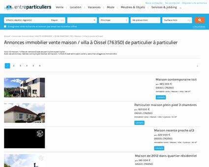 Maison / villa à vendre à Oissel (76350) :...