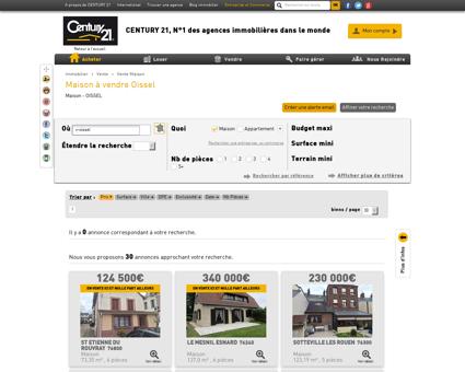 Vente Maison à OISSEL (76350) - Agence...