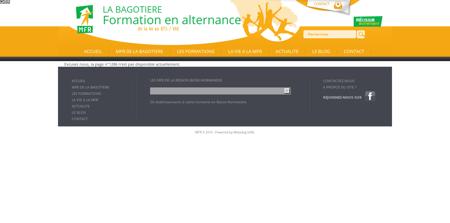 MFR Bagotière - LES MOUTIERS EN CINGLAIS...