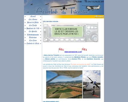 Aéro-Club du Tricastin à Pierrelatte