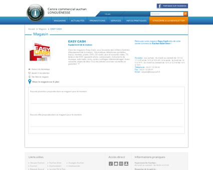 EASY CASH LONGUENESSE - Equipement de...