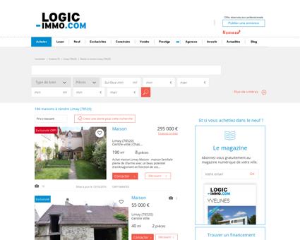Maison à vendre Limay 78520, vente Maison...