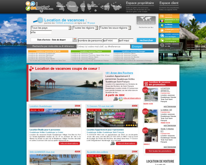 Ouloger.com - locations de vancance entre...