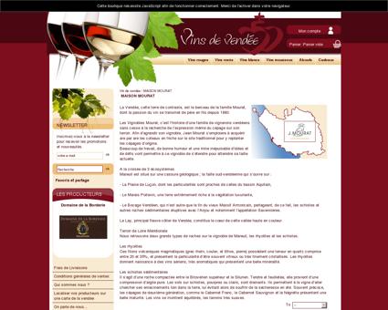 Maison Mourat, producteur de vins de...