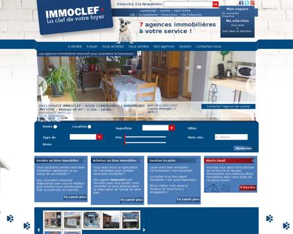 Immobilier Lille, achat maison Lambersart,...