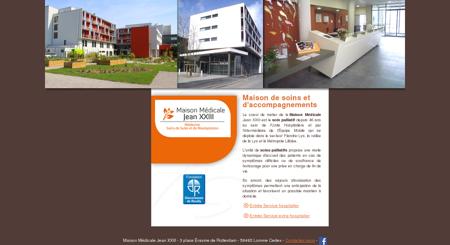 Maison Médicale Lille : Jean XXIII