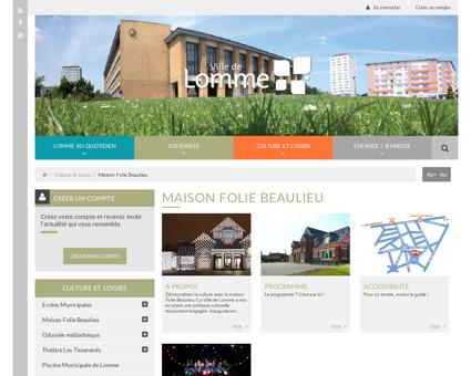 maison Folie Beaulieu - Bienvenue sur...