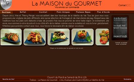La Maison du Gourmet - Traiteur à Toulon et à...