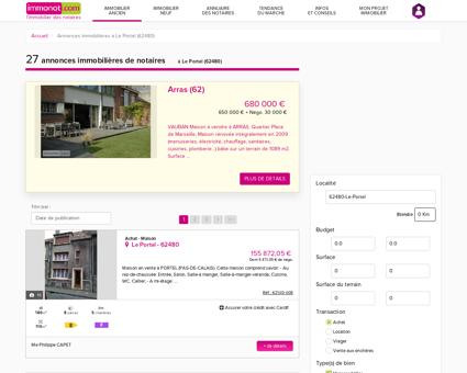 Achat Maison Le Portel (62480) | Vente...