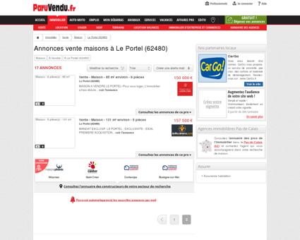 Vente maison à Le Portel (62480) : annonces...