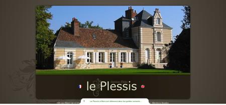 Le Plessis Blois - Maison d'hôtes de Charme à...
