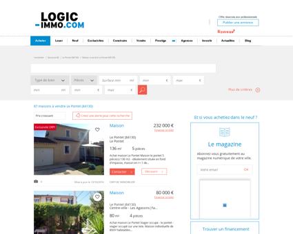 Maison à vendre Le Pontet 84130, vente...