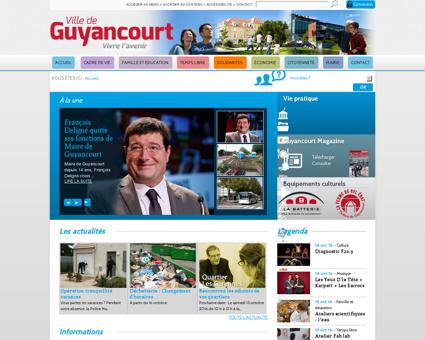 Accueil - Ville de Guyancourt