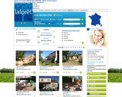 Agence immobilière IMMOBILIER GARDANNE,...